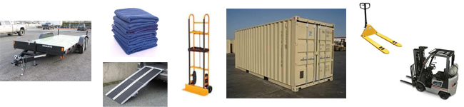 Moving and Storage Container Rentals in Airdrie AB