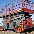 Where to rent SCISSOR LIFT - 9250 RT SKYJACK in Airdrie AB