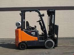 Where to find FORKLIFT - STRAIGHT MAST in Airdrie