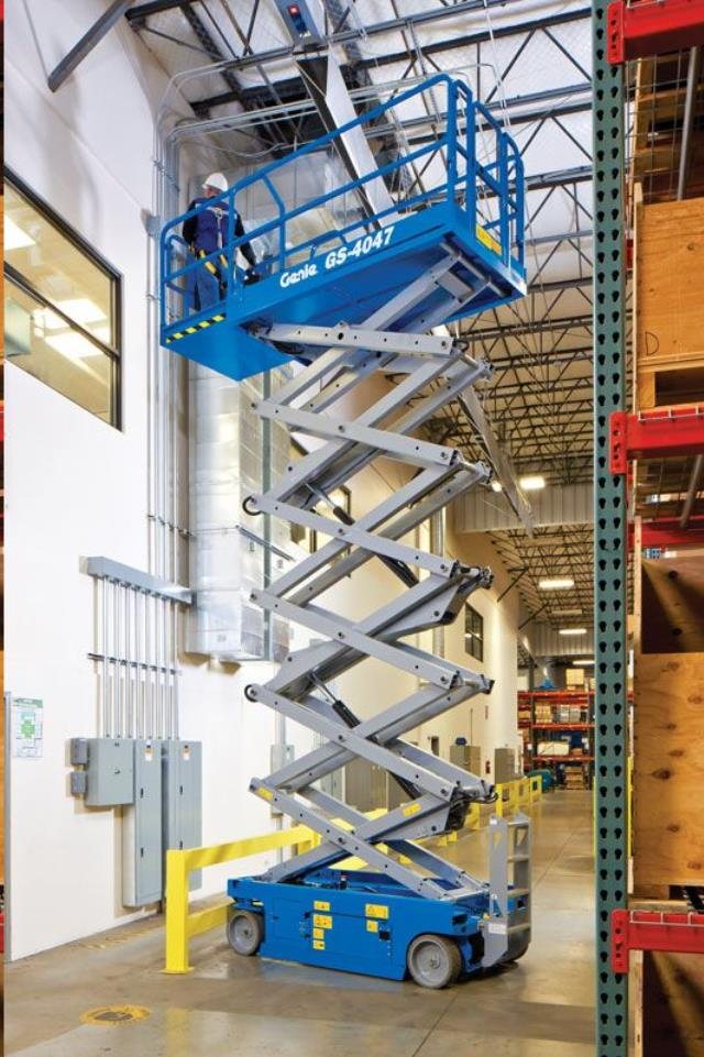 Where to find SCISSOR LIFT - ELECTRIC 40 in Airdrie
